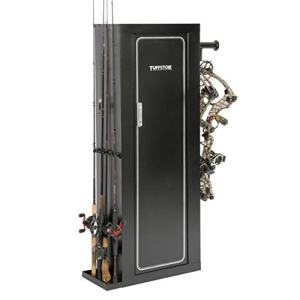 Metal Security Cabinet for Guns, Archery, or Fishing