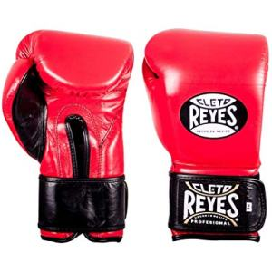 Extra Padding Leather Sparring Training Boxing Gloves