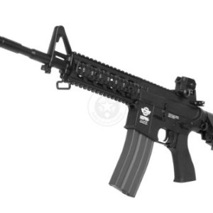Airsoft combat machine m4 raider high-performance full metal gearbox