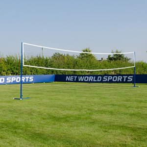 Freestanding Badminton/Volleyball Combi Posts