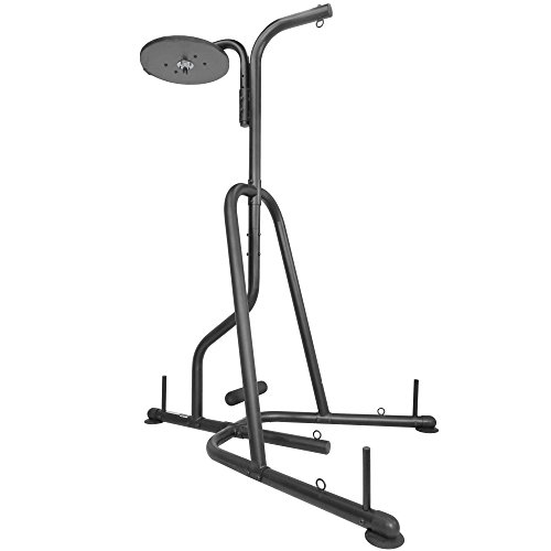 Titan Dual Station Boxing Stand for Speed & Heavy Bag