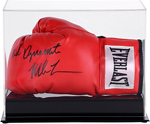 Mounted Memories Single Boxing Glove Horizontal Display Case