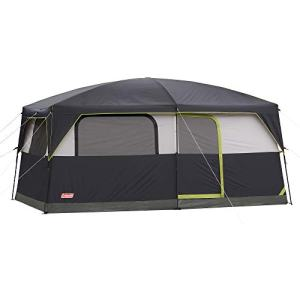 Coleman Signature Tent 14X10 Prairie Breeze Led/Fan