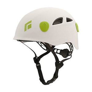 Black Diamond Half Dome white (Size: M-L) climbing helmet