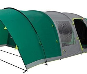 Coleman 6 Man Fastpitch Air Valdes Tent XL - Green