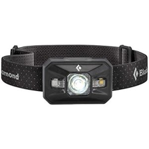 Black Diamond Storm Headlamp Black NO SIZE