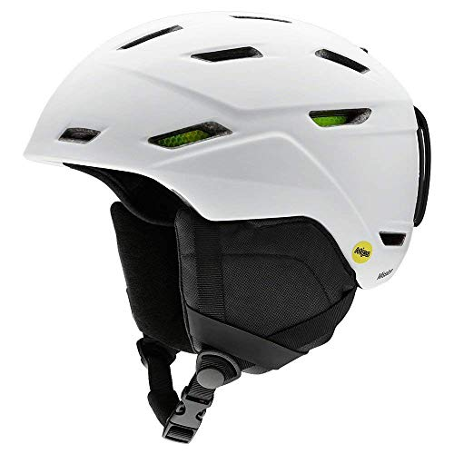 Smith Optics Mission-Mips Adult Ski Snowmobile Helmet