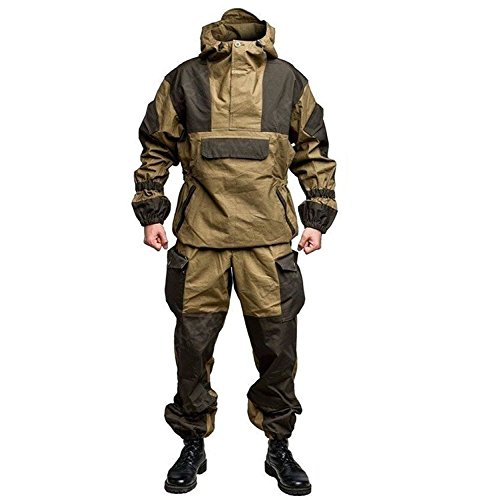 Bars GORKA-4 Genuine Russian Army Special Military BDU Uniform Camo Hunting Suit