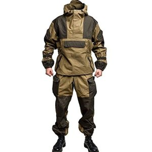 Bars GORKA-4 Genuine Russian Army Special Military BDU Uniform Camo Hunting Suit