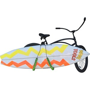 Cor Surf Surfboard Bike Rack for Shortboards | Rack Great for Getting Your Board Safely to The Beach!