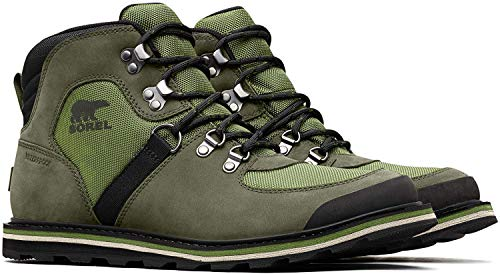 Sorel - Men's Madson Sport Hiker Waterproof Leather Boots