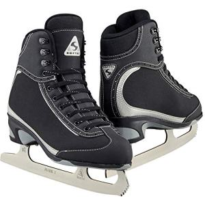 Jackson Ultima Softec Vista ST3200 Figure Ice Skates for Women/Color: Black, Size: Adult 5