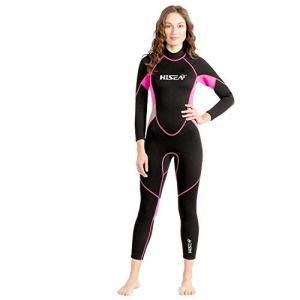 Scubadonkey 2.5mm Neoprene Wetsuit for Women