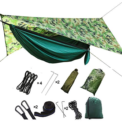 HIKANT Camping Hammock Revolution Design System for Outdoor
