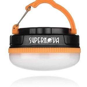 Supernova Halo 180 Extreme Rechargeable LED Camping and Emergency Lantern
