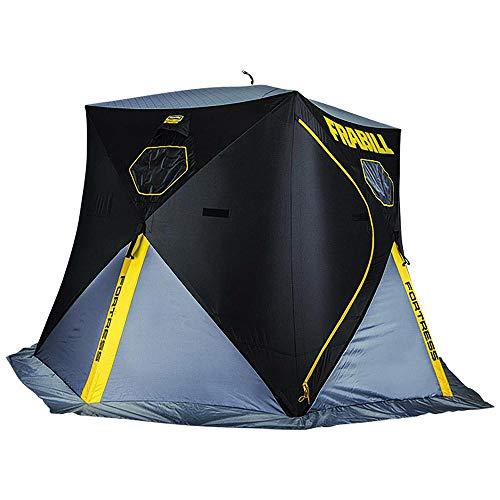 Frabill Fortress 260 Ice Shelter Hub | Premium Hub Style Ice Shelter