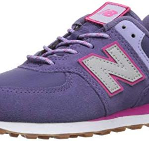 New Balance Kids Girl's Camp 574 (Little Kid)