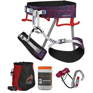 Mad Rock Venus Harness 4.0 Deluxe Climbing Package