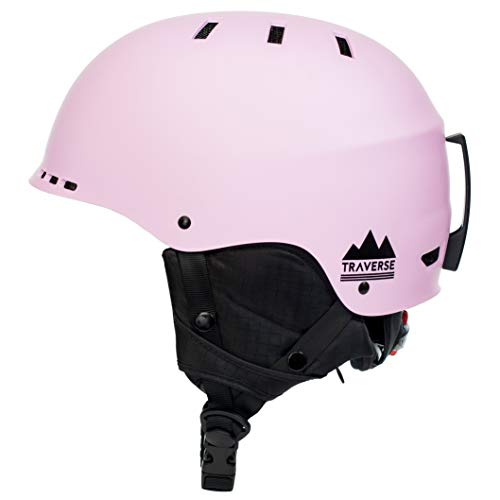Retrospec H2 Ski & Snowboard Helmet, Convertible to Bike/Skate