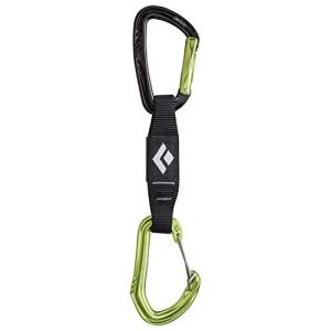 Black Diamond Livewire Quickdraw Carabiners One Color One Size