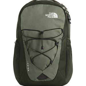 The North Face Jester Backpack, New Taupe Green Combo/High-Rise Grey, One Size
