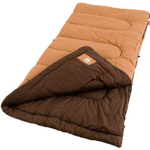 Coleman Dunnock Cold Weather Adult Sleeping Bag