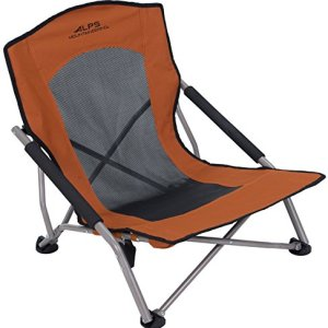 ALPS Mountaineering Rendezvous Chair, Rust, (Model: 8013905)