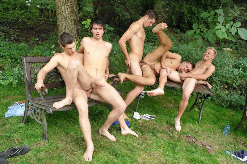 tumblr group gay sex