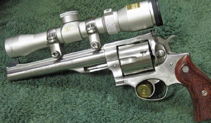 7 Best Handgun Scopes Reviews And Buying Guide