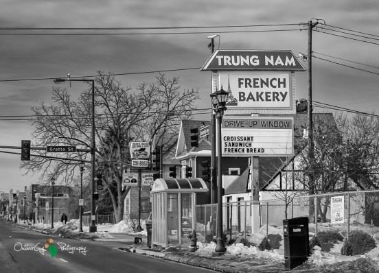 Trung Nam, French Bakery eh...sounds legit.