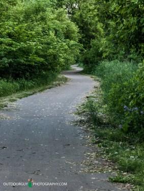 Hay Creek Rec Area walking/biking trail