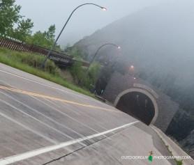Silver Creek Cliffs Tunnel