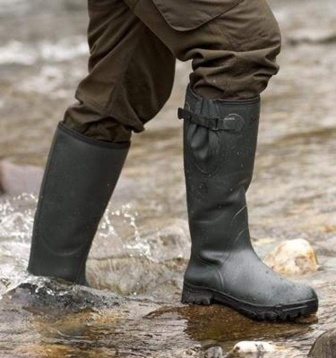 the best rubber hunting boots
