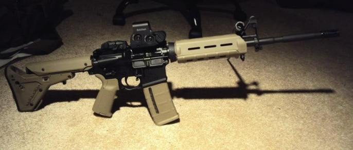 best red dot for AR15