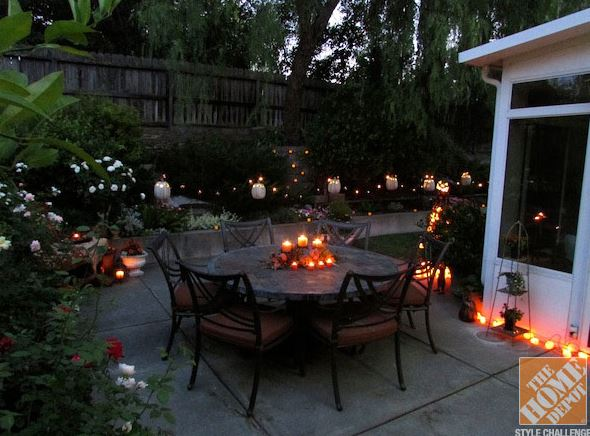 More Halloween Patio Decorating Ideas For 2014 on Home Depot Patio Ideas id=13364