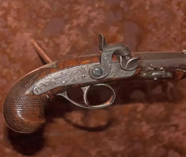 Of The Most Expensive And Notorious Guns In The World