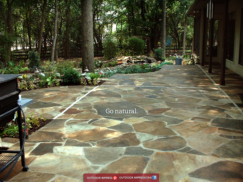 patio | Outdoor Impressions …it all starts with DESIGN on Rock Patio Designs  id=42884