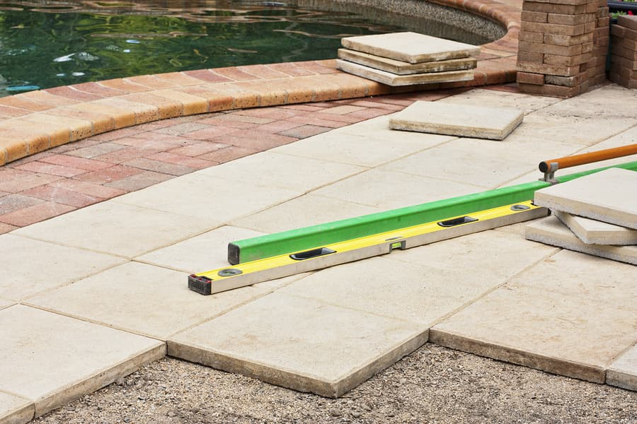 should you install a paver patio or