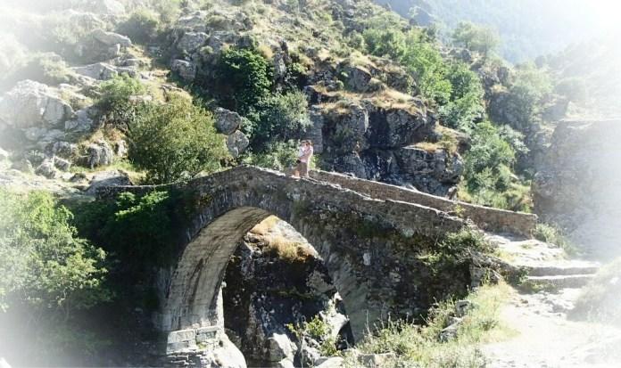 Brücke Korsika