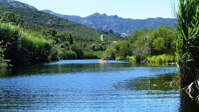 Kanu Fango Korsika