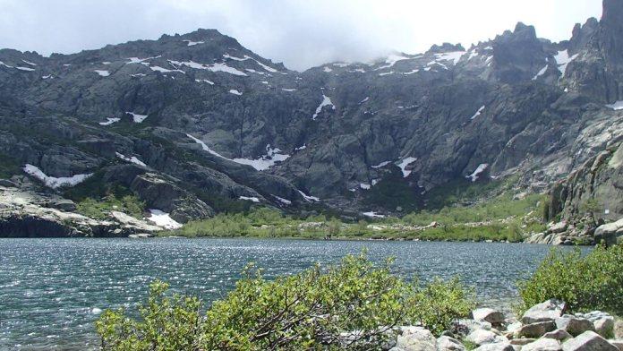 Lac de Melo Korsika