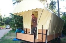 Planwagen Schaalsee-Camp