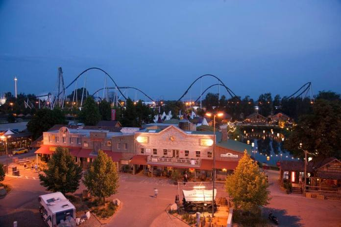Europa Park Camping