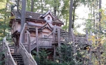 Baumhaus Übernachtung