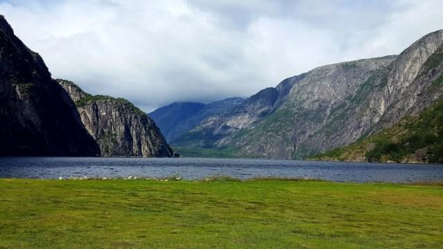 Camping Saebo Eidfjord