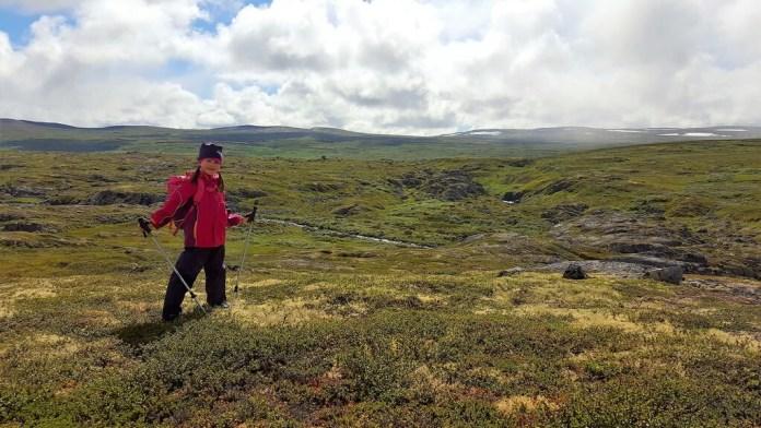 Hardangervidda mit Kind 4