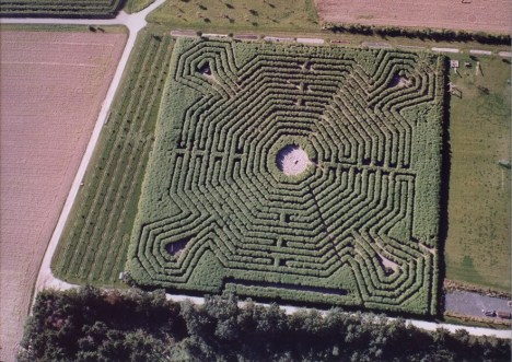 Höhenhof Labyrinth