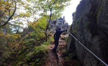 Sentier des Roches mit Kindern
