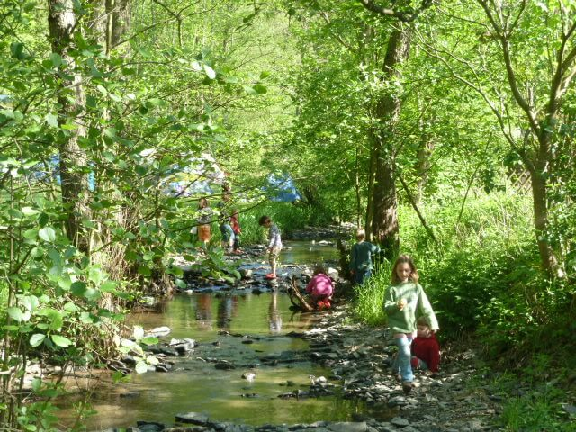 Naturcamping Plothental Thueringer Meer
