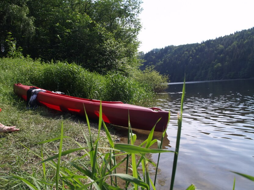 Naturcamping Plothental Thueringer Meer